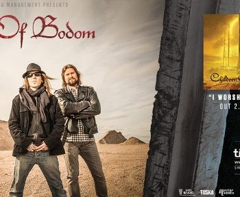 Children of Bodom, Medeia ja Ensiferum