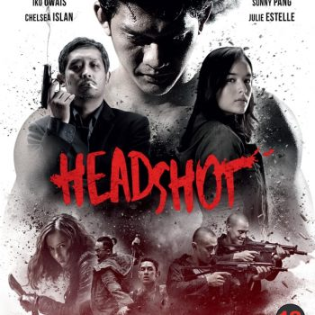 Headshot blu-ray