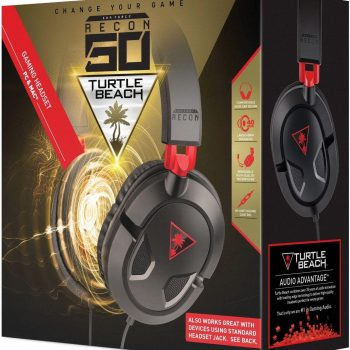 Turtle Beach Earforce Recon 50